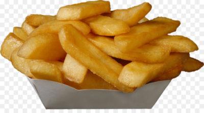 как сделать хрустящую картошку фри