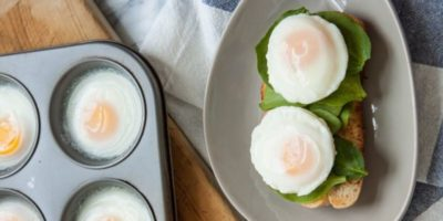 яйцо пашот как готовить в микроволновке
