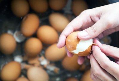 зачем яйца в тесте