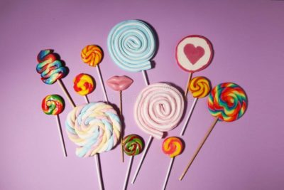 как делать леденцы из сахара