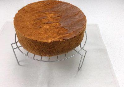 как сделать бисквит для торта