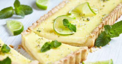 как сделать лимонный пирог