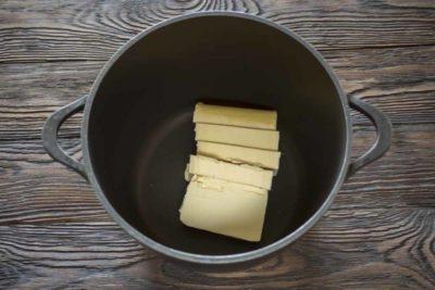 как сделать топленое масло