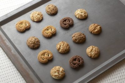 как сделать печеньки в микроволновке