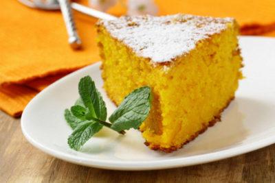 как испечь морковный торт
