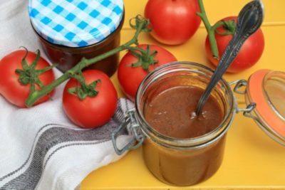 как сделать кетчуп в домашних условиях