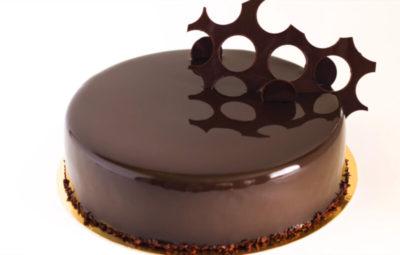 как делать глазурь для торта