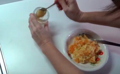 как приготовить кашу в тыкве в духовке