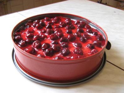 как приготовить вишню для торта