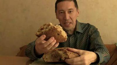 как приготовить закваску для бездрожжевого хлеба