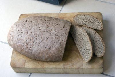 как испечь бездрожжевой хлеб