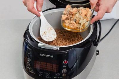 как приготовить рис на пару в мультиварке