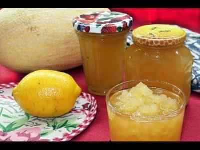 как приготовить варенье из лимона