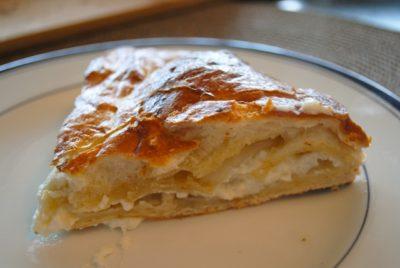 как приготовить слоеный пирог