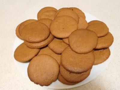 домашние печенье как в детстве рецепт