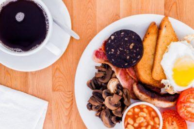 что такое английский завтрак
