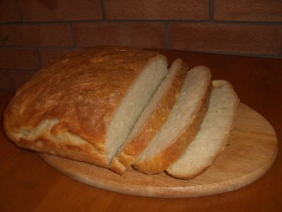 как приготовить хлеб в духовке