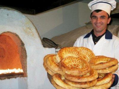 как приготовить узбекскую лепешку