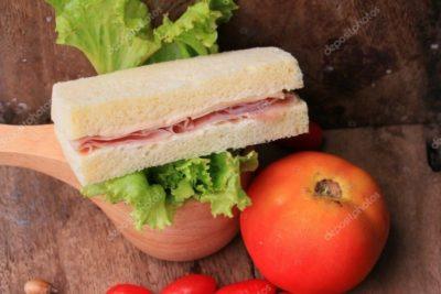 как подсушить хлеб для бутербродов