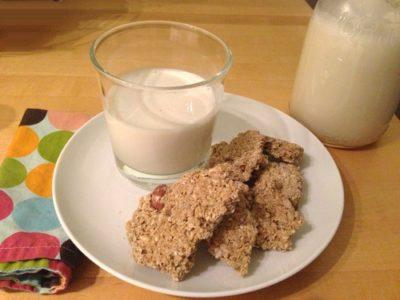 как сделать гречневое молоко